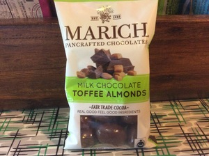 Marich Toffee Almonds